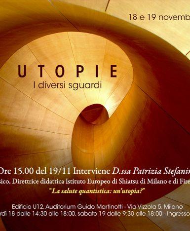 Convegno Utopie i diversi sguardi