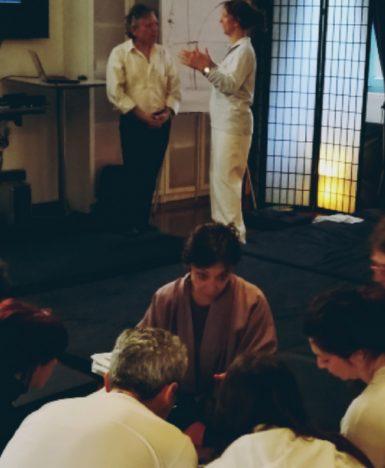 Hadoshiatsu (Hado) Master